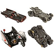 Hot Wheels Prémiové Auto - DC Batman 1:50 - Auto