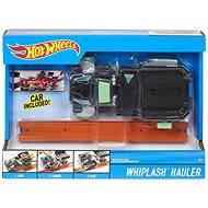 Hot Wheels Super akce – Whiplash Hauler - Herní set