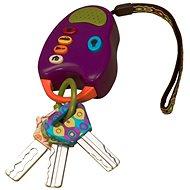 B-Toys Klíčky k autu FunKeys - Hudební hračka