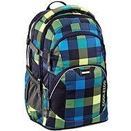 CoocaZoo JobJobber 2 Lime District - Školní batoh