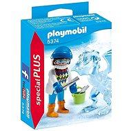 Playmobil 5374 Umělkyně s ledovou sochou - Stavebnice
