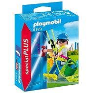 Playmobil 5379 Myč oken - Stavebnice