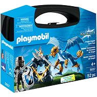 Playmobil 5657 Přenosný box - Dračí rytíř s drakem - Stavebnice