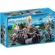 Playmobil 6627 Obranný val Dračích rytířů - Stavebnice