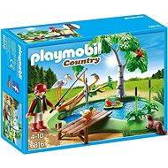 Playmobil 6816 Chovný rybník - Stavebnice