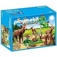 Playmobil 6817 Stádo jelenů - Stavebnice