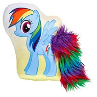 My Little Pony 3D polštář Rainbow - Dekorace do dětského pokoje