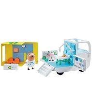 Peppa Pig Lékařská pojízdná ordinace  - Herní set