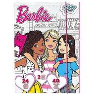 Fantasy Book Barbie Fashion Lover - Kreativní sada