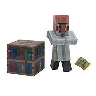 Minecraft Knihovník - figurka