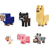 Minecraft Mláďátka domácích zvířátek - figurka