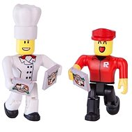 Roblox 2-balení + Doplňky Pizzeria - Figurka
