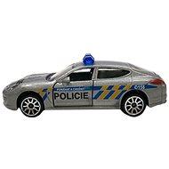 Majorette Auto policejní kovové CZ verze - Auto