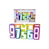 Eichhorn Dřevěné číslice - Didaktická hračka