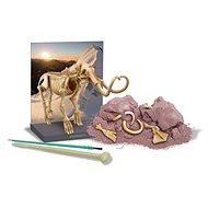 Dinosauří kostra - Mamut - Experimentální sada