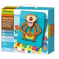 Matematická opička - Výuková hra