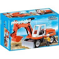 Playmobil 6860 Bager s radlicí - Stavebnice