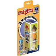 Magicube Sports - Magnetická stavebnice