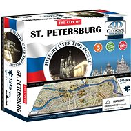 4D Saint Petersburg  - Puzzle