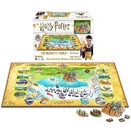 4D Harry Potter - Puzzle