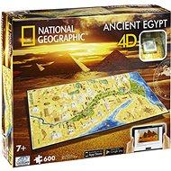 4D Starověký Egypt (National Geographics) - Puzzle