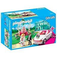 Playmobil 6871 StarterSet Svatba - Stavebnice
