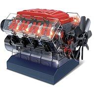 Motor V8 model – Stemmex - Elektronická stavebnice