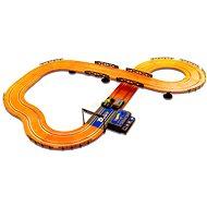 Hot Wheels Závodní dráha 380 cm - Autodráha