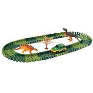 Variabilní dráha s dinosaury  - Autodráha