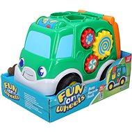 Popelářské auto - Auto
