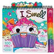 Fashion Angels Scatchbook cukrovinky - Maluj si s vůní - Kreativní hračka