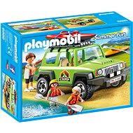 Playmobil 6889 Auto správce kempu - Stavebnice