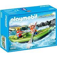 Playmobil 6892 Raft na divokou vodu - Stavebnice