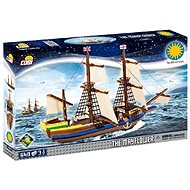 Cobi 21077 Smithsonian Loď Mayflower - Stavebnice