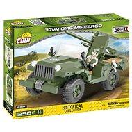 Cobi 2387 37 mm GMC M6 Fargo - Stavebnice