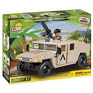 Cobi 24305 NATO terénní vozidlo pouštní - Stavebnice