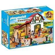 Playmobil 6927 Farma s poníky - Stavebnice