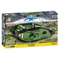 Cobi 2972 Great War Tank Mark I - Stavebnice