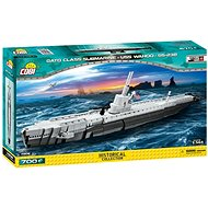 Cobi 4806 Americká ponorka Gato USS Wahoo SS-238 - Stavebnice