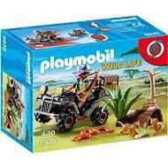 Playmobil 6939 Pytlák na čtyřkolce - Stavebnice