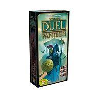 7 Divů světa Duel - Pantheon - Rozšíření karetní hry