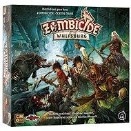 Zombicide: Wulfsburg - Rozšíření společenské hry