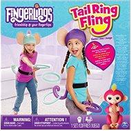 Fingerlings Opičí hra s kroužky - Společenská hra
