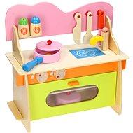 Kuchyňka ze dřeva - Kuchyňka