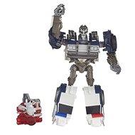 Transformers BumbleBee Autobot - stříbrno-modrá
