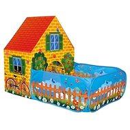 Bino Domeček se zahradou - Dětský stan