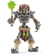 Schleich Kamenná kostra monstrum se zbraní - Figurka