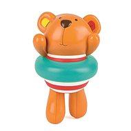 Hape Hračky do vody - Plavací medvídek - Hračka do vody