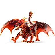 Schleich 70138 Sopečný drak - Figurka