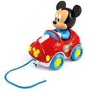 Clementoni Tahací autíčko Baby Mickey - Hračka pro nejmenší